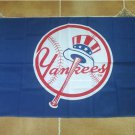 Large New York Yankees Baseball Flag Banner 3x5 FT with Metal Grommets
