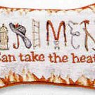 "9""x13"" Firemen Can Take the Heat Pillow"