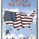 "68""x51"" United We Stand Throw"