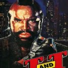 T AND T - THE COMPLETE STUDIO DVD SET - 1988 - MR.T - TS TURNER