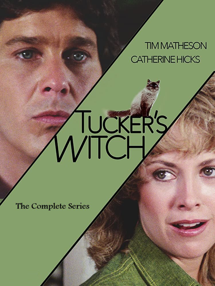 Tucker's Witch - The Complete Studio DVD Series (1982)