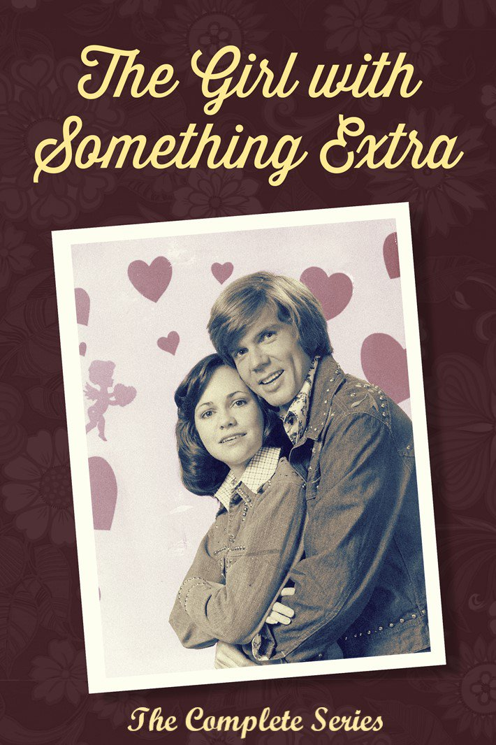 The Girl with Something Extra (1973) - The Complete Studio DVD Series