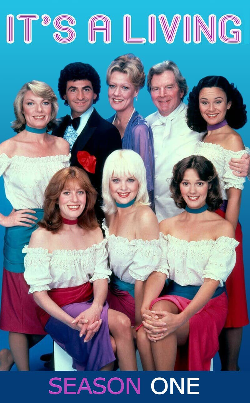 It's A Living - Season One (1980) - HD Studio Collection
