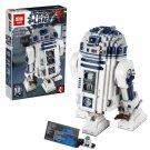 Lepin 05043 Star Wars R2-D2 UCS LEGO 10225 Replica 100% Compatible