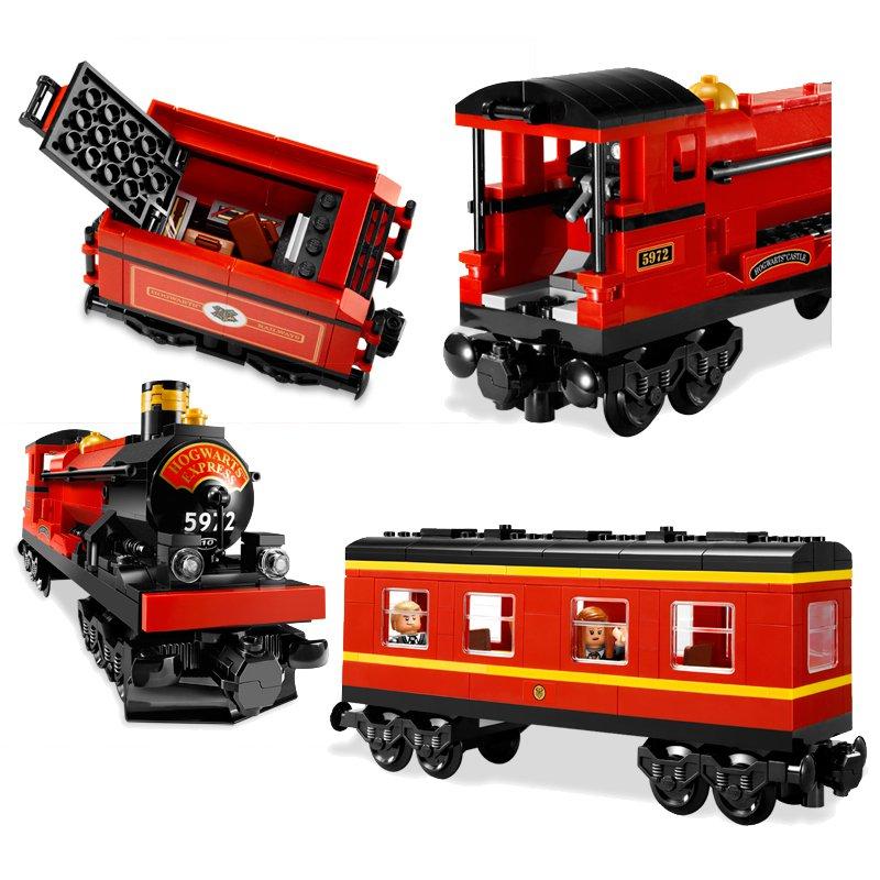 lego hogwarts express 4841 instructions