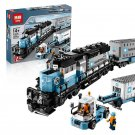 Lepin 21006 Creator Maersk Train Compatible Lego 10219