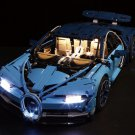 Rated #1  LED Light Kit For LEGO Technic Bugatti Chiron 42083 (Lego Set not Included)