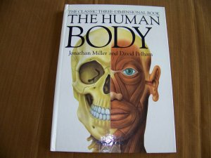 The Human Body  - The Classic Three-Dimensional Book - Great for homeschooling !