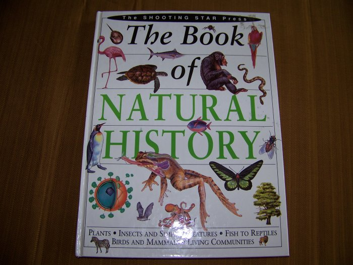 The Book of Natural History  [homeschooling]