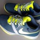 Nike Air Visi Pro V 5 Athletic SHOES US Men's Size 14; UK 13 GREY GREEN BLACK