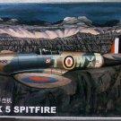 Aircraft Fighter Military Model Assemble Kit 1/144 UK MARK 5 SPITFIRE 80403