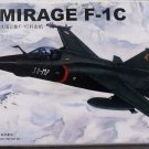 Aircraft Fighter Military Model Assemble Kit 1/144 FR MIRAGE F-1C ​​80409