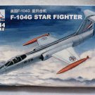 Aircraft Fighter Military Model Assemble Kit 1/144 US F-104G Star Fighter 80413