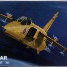 "Aircraft Fighter Military Model Assemble Kit 1/144 UK FR ""JAGUAR"" fighter 80415"