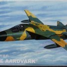Aircraft Fighter Military Model Assemble Kit 1/144 US F-111E AARDVARK 80416