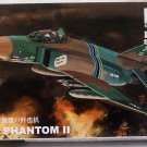 Aircraft Fighter Military Model Assemble Kit 1/144 US F-4E PHANDOM II 80417