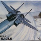 Aircraft Fighter Military Model Assemble Kit 1/144 US F-15A EAGLE Fighter 80422