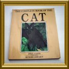 The Complete Book of the Cat Angela Sayer soft cover cm1001