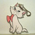 Cardboard cat key chain or hanger snooty cat vintage cm1352