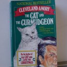 The Cat and theCurmudgeon Cleveland Amory 1st PB ed. used cm1353