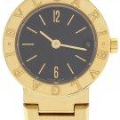 Ladies Bvlgari 18K Yellow Gold Date Watch BB 23 GGD