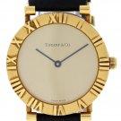 Tiffany & Co Atlas 18K Yellow Gold M0630