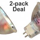 2pcs ELD 21V Bulb for SYLVANIA 54745 ELD THORN F112 21V 150W  TELEDYNE POST 640