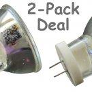 2pcs 12V 75W Dental Bulb for Schein Economy Spring Health Powerlite 10 75 100