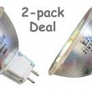 2pcs EJV 21V 150W GX5.3 RM-109A Halogen DJ Projector Medical Dental Bulb Lamp