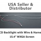 "LCD BACKLIGHT WIRE HARNESS Acer Aspire 2010 2020 3000 3002 3003 3020 15.4"" WXGA"