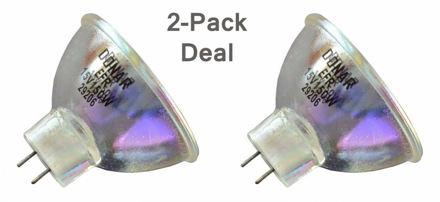 2pcs Bulb for Olympus Optical 8S401 ILK4 Cold Light Supply Yelco DS810MT Lamp