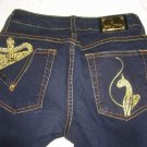 Baby Phat Royal Cat Jeans