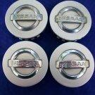 2004-10 Nissan Frontier Pathfinder Xterra wheel Center Cap 40342-EA210 set of 4