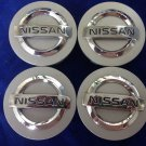 Nissan Maxima Altima 350Z Murano Versa Wheel Center Cap 40342-AU510 Set of 4