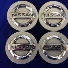 Nissan 350Z Center Cap 40342 AU510 Set of 4