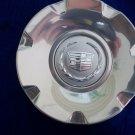 "2004-2011 Cadillac STS CTS 17"" 7 Spoke Wheel Center Cap  9595437 chrome"
