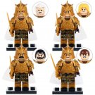 Game of Thrones Minifigures Ice and Fire Soldiers Building Toys Compatible with Lego