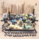 City Police Jungle SWAT Hong Kong Flying Tigers Minifigures Compatible Lego Military Sets