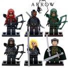 Arrow Deathstroke Villain Minifigures Compatible Lego DC Super Hero Minifigures