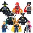 Thor The Flash Hela ValkyrMinifigures Compatible Lego Marvel Super Heroes 2