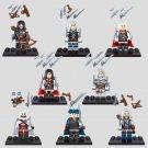 Assassins Creed Unity Leep of Faith Firenze Ezio Jedi Robin Lego Bricks Building Toys