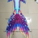 Swimmable Mermaid Tails Blue, Fabric Mermaid Tails for Sale For Women