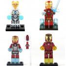 Infinity War Super Heroes Minifigure Compatible Lego Iron Man Minifigure