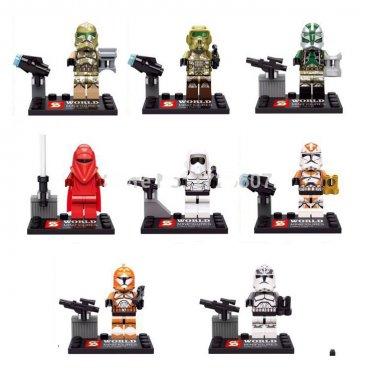 Star Wars Emperor's Royal Guard Airbone Clone Trooper