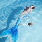 2018 Swimmable Mermaid Tail For Kids Girls Teens, Daughter Granddaughter Gift Idea