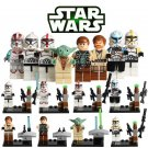 Star Wars The Last Jedi Yoda Storm Trooper Minifigure Lego Star Wars Fit Toys