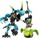 Crystal Beast Vs Bulk Figures for LEGO HERO Factory Toys Birthday Xmas Gift for Boys