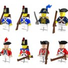 British Royal Guards of Honour Imperial Soldiers Lego Minifigure Compatible Toys