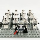 Imperial Hovertank Pilot With Darth Malgus Star Wars Minifigure Fit Lego 75152 Gift Idea
