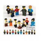 City Minifigures Collection Occupations Job Series Minifigure for Lego City Series Collectibles